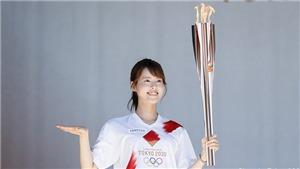Bí mật người cầm đuốc tại lễ khai mạc Olympic Tokyo?