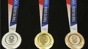 Dự đoán bảng tổng sắp huy chương Olympic 2021: Trung Quốc sa sút, Nhật Bản lập kỷ lục