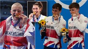 Lý do đặc biệt khiến VĐV không nên cắn huy chương Olympic Tokyo