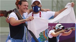 Tin Olympic 30/7: Nước ít dân nhất thế giới giành huy chương. Djokovic gặp Zverev ở bán kết
