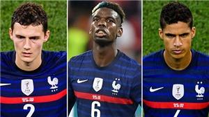 Bê bối mới ở tuyển Pháp: Varane mách lẻo, Pogba cãi nhau với Pavard