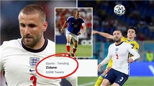 Luke Shaw chỉ cần 4 phút để kiến tạo nhiều hơn 14 trận của Zidane
