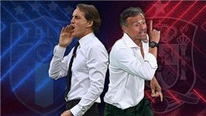 Tin EURO 6/7: Enrique thách Ý 'chơi đẹp'. Mourinho đánh giá Ý mạnh hơn Tây Ban Nha