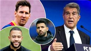 Rắc rối của Barcelona: Vi phạm quy định của Liga, Barca không thể đăng ký tân binh mùa giải mới
