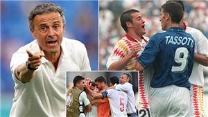 Luis Enrique: 'Gã điên' lãng mạn của đội tuyển Tây Ban Nha
