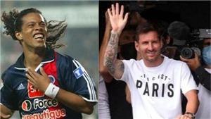 Ronaldinho: 'Có Messi, PSG sẽ vô địch Champions League'