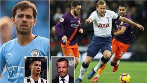 Những ngày chuyển nhượng cuối  của Mendes: Dùng Silva đổi Kane, Ronaldo tới Man City