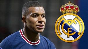 Vụ Mbappe: PSG từ chối, Real Madrid đưa ra lời đề nghị thứ 2 tới 180 triệu euro