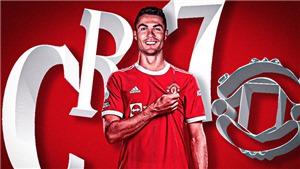 Cristiano Ronaldo nhận lương bao nhiêu khi trở về MU?