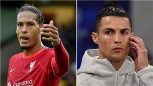 'Ronaldo sẽ gặp rắc rối với Van Dijk khi trở lại khoác áo MU'