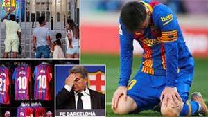 Bóng đá hôm nay 6/8: Chủ tịch Barca họp báo về Messi. Tiết lộ lý do Lukaku về Chelsea