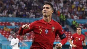 Cristiano Ronaldo: 'Tôi chưa dừng việc ghi bàn đâu'