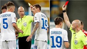 Bóng đá hôm nay: Triệu tập 32 cầu thủ cho trận gặp Trung Quốc. Trọng tài rút nhầm thẻ đỏ tại C1