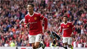 Tin bóng đá MU 18/9: Tiết lộ mức lương chính xác của Ronaldo. MU chưa từ bỏ Declan Rice