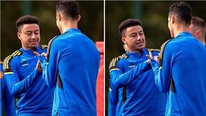 Bóng đá hôm nay 29/9: Lingard dạy Ronaldo cách ăn mừng. Messi lại 'ám ảnh' các đội bóng Anh