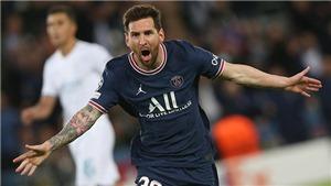 Messi cuối cùng đã là ngôi sao thành Paris