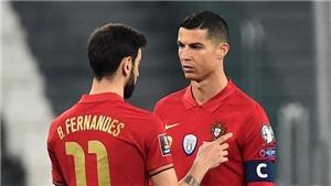 Chật vật ở Bồ Đào Nha nhưng Bruno-Ronaldo sẽ tỏa sáng ở MU