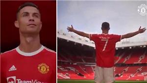 Ronaldo tuyên bố: 'Tôi không đến MU để du lịch'