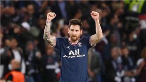 Bóng đá hôm nay 1/10: Messi giành danh hiệu đầu tiên với PSG. Real giải cứu 'người thừa' MU