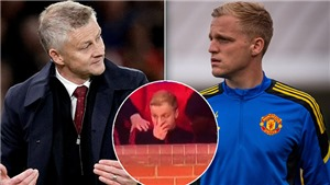Tin MU 2/10: Solskjaer cảnh cáo Van de Beek, lên tiếng vai trò của Ronaldo