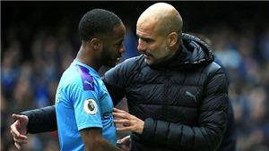 Man City: Sterling lên tiếng về tương lai trước tin đồn sang Barcelona