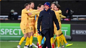 Roma thua thảm 1-6, Mourinho chê đội nhà thiếu chiều sâu