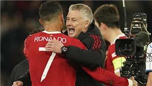 Solskjaer: 'Ai muốn chỉ trích Ronaldo thì hãy nhìn đi'