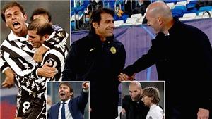 Conte và Zidane được liên hệ tới MU thay Solskjaer
