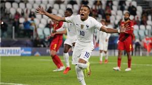 Bỉ 2-3 Pháp: Ngược dòng ngoạn mục, tuyển Pháp vào chung kết Nations League