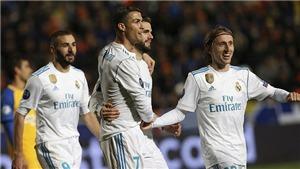 Video clip highlights bàn thắng trận APOEL Nicosia 0-6 Real Madrid