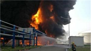 Nổ nhà máy và nổ ga ở Trung Quốc gây nhiều thương vong