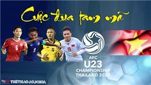 Bảng K - Vòng loại giải vô địch U23 châu Á 2020: U23 Việt Nam phiên bản mới