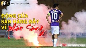 V League vòng 23: HAGL gặp Sài Gòn. Không khán giả, Hà Nội đấu với Viettel (Trực tiếp VTV6, BĐTV)