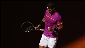 Nadal 'hạ bệ' Djokovic, dũng mãnh vào Chung kết Madrid Open