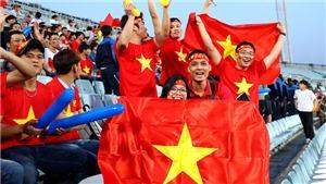 U20 Việt Nam chơi tại Hàn Quốc mà như đá sân nhà ở FIFA U20 World Cup 2017