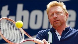 Tennis ngày 22/6: Djokovic và Kerber nhận suất đặc cách ở Aegon. Boris Becker tuyên bố phá sản