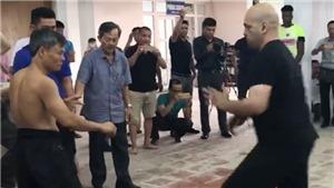 Võ sư Bảo Châu nói gì sau cuộc tỉ thí với cao thủ Vịnh Xuân Pierre Francois Flores?