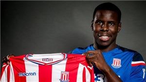 KHÓ TIN: Kí xong hợp đồng 6 năm, Zouma bị Chelsea đẩy tới Stoke