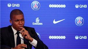 Mbappe ra mắt PSG: 'Tôi tới không phải vì Neymar. Tôi ở đây vì nước Pháp'