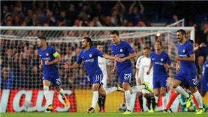 Video clip highlights bàn thắng trận Chelsea 6-0 Qarabag