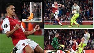 Video clip highlights bàn thắng trận Arsenal 3-1 FC Kologne