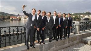 TENNIS 22/9: Cả thế giới mong chờ Nadal đánh đôi với Federer