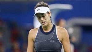 TENNIS 29/9: Muguruza thua sốc. 'Federer sẽ không giành thêm Grand Slam nào nữa'