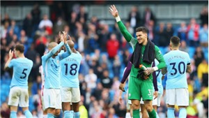 Video clip highlights trận Man City 7-2 Stoke City