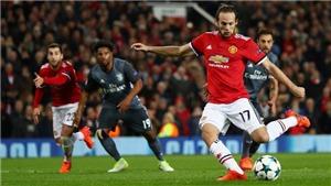 Mourinho: 'Chính tôi đã loại Lukaku để chọn Blind đá penalty'