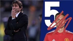 Chelsea: 5 sai lầm của Conte khi cố gắng lấp đầy khoảng trống Matic