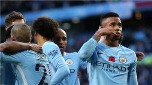 Jesus ghi bàn không hợp lệ, Arsenal thua oan một bàn trước Man City