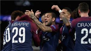 Video clip highlights bàn thắng trận PSG 7-1 Celtic