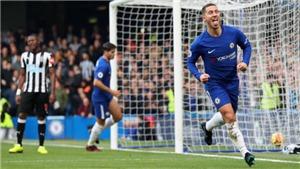 ĐIỂM NHẤN Chelsea 3-1 Newcastle: Morata thông nòng. Hazard là 'nguồn sống' của The Blues