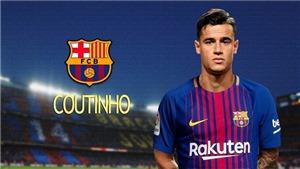 Nike 'vô tình' rò rỉ thông tin Coutinho gia nhập Barca từ Liverpool